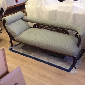 Victorian Chaise Longue in very good condition, for sale due to lack of space