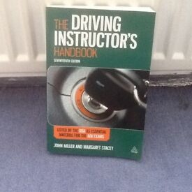 The Driving Instructor's Handbook 17th edition
