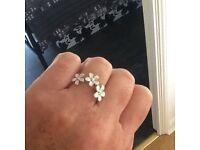 Genuine Pandora Silver Ring