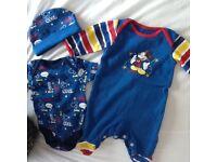 Disney baby boys clothes