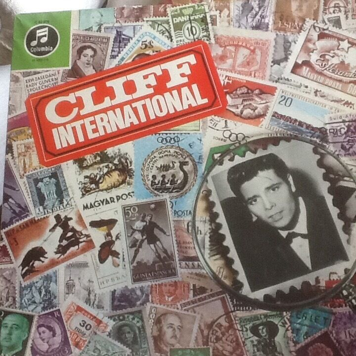 "1963 CLIFF RICHARD LP"" CLIFF INTERNATIONAL"" MADE IN GERMANY , LUCKY LIPS , ALL IN THE GAME, etc VGC"