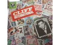 """1963 CLIFF RICHARD LP"""" CLIFF INTERNATIONAL"""" MADE IN GERMANY , LUCKY LIPS , ALL IN THE GAME, etc VGC"""
