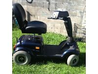 Mobility scooter explorer