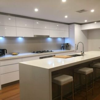 Kitchen bench tops manufactured and installed FREE special offer