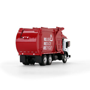 NEW RELEASE 2018 MACK FRONT LOAD GARBAGE TRUCK  BY FIRST GEAR 1/87 SCALE