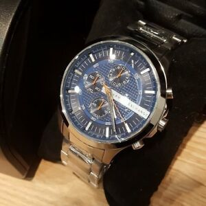 WATCH   ARMANI EXCHANGE  2155  (  $200.00   OR   BEST OFFER )