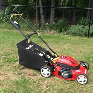 Electric Lawnmower - 1.5 yr old