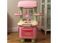 Childrens kitchen from Early Learning Centre