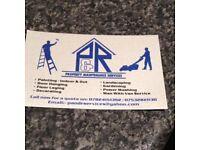 P & R maintenance & Gardening