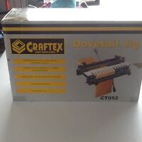 Craftex dovetail jig Moncton New Brunswick Preview