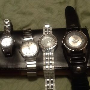 Watches, bags, table lamps