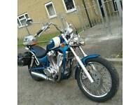 FOR SALE Suzuki Intruder 1400 (N reg)