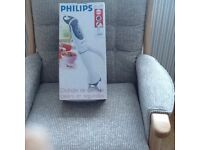 Boxed Phillips food stick blender unused