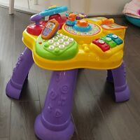 Activity Table - Perfect Condition - Original Price $50 in store