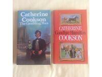 Two Catherine Cookson Books £2