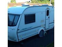 Coachman Amara 380/2 Touring Caravan