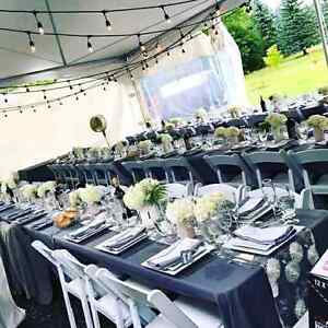 Diamond Tents and Event Rentals - Chairs and Table Rentals  Kawartha Lakes Peterborough Area image 2