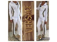 Versace woman track suits,size M