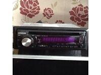 Radio Kenwood KDC-W4044U USB AUX MP3 / WMA / AAC 50Wx4