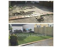 **Affordable fencing and landscaping services by Golding's Gardeners **