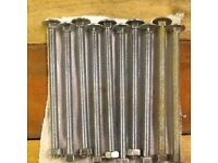 Selection of long THREADED BOLTS