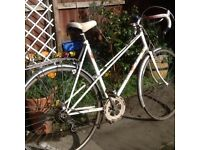 Bicycle for sale, Lady's Raleigh