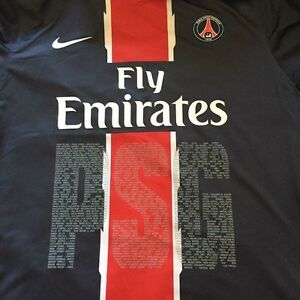 Maillot PSG COLLECTOR 40 ans du club
