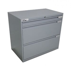 Used - Office Specialty 2 Drawer Lateral Filing Cabinet