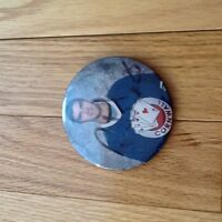Signed Rene Corbet Cornwall Aces Button