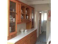 Antique pine kitchen