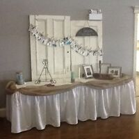D.W.D Rentals Wedding and Event Decor decorations