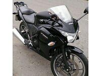 Honda CBR250R ABS, FSH 2013