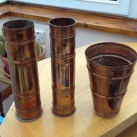 Replica shells and pot