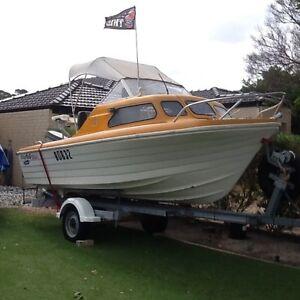 14ft Swift Craft Boat Ellenbrook Swan Area Preview