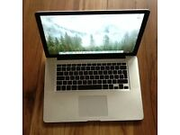 MacBook Pro 15 INCH i7 macOS Sierra Latest Version 1TB H.H.D 12GB Ram Professional Soft-wears