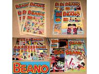 The Beano Comic Book Bundle - x30 - 1986, 1987, 1991, 1997, 1998, 1999, 2000