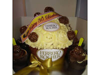 Novelty, birthday,wedding cakes made to your requirements large selections of filliings available.