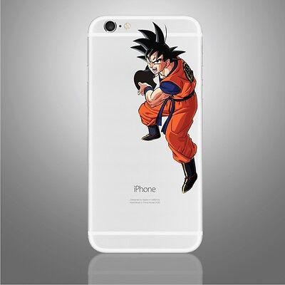 Dragon Ball Goku iphone Sticker Viny Decal iPhone 6, 6Plus, 6s,6s Plus, 7,7 Plus