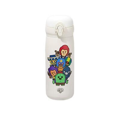 BRAWL STARS X LINE FRIENDS Character Milk Tumbler 350ml Official Goods