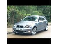 BMW 116i 1.6 Petrol M Sport Low Mileage