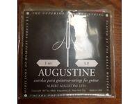 AUGUSTINE CLASSICAL GUITAR STRINGS (Black Set)
