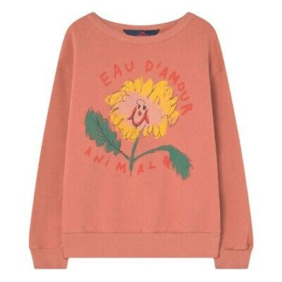 the animals observatory/ Cotton Jumper /14y /flower/2020christmas colletion