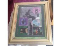 NICK DRAKE pictures and albums in a frame artwork
