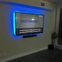 Tv wall mount  installation  -same day service-