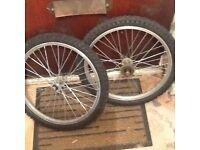 20 inch bike wheels