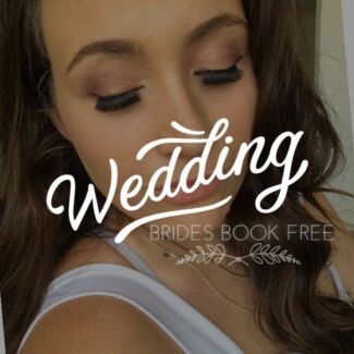 BRIDES BOOK FREE!   MASC Makeup Artistry