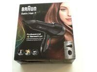 BRAUN HD785 PROFESSIONAL HAIR DRYER.