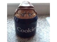 Collectible Tetley Cookie Jar