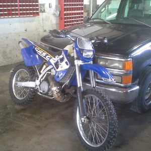 01 300cc two stroke