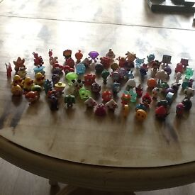 Moshi monster collectibles